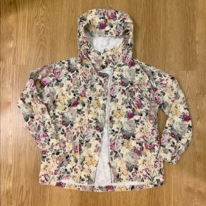 Urban Outfitters Margot Floral Utility Jacket